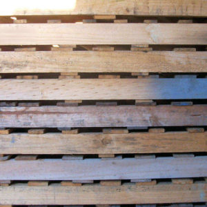 Used 1 Tonne Standard Pallets in stock at Sydney yard