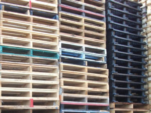 High Quality Used Standard and Plastic Pallets in Sydney